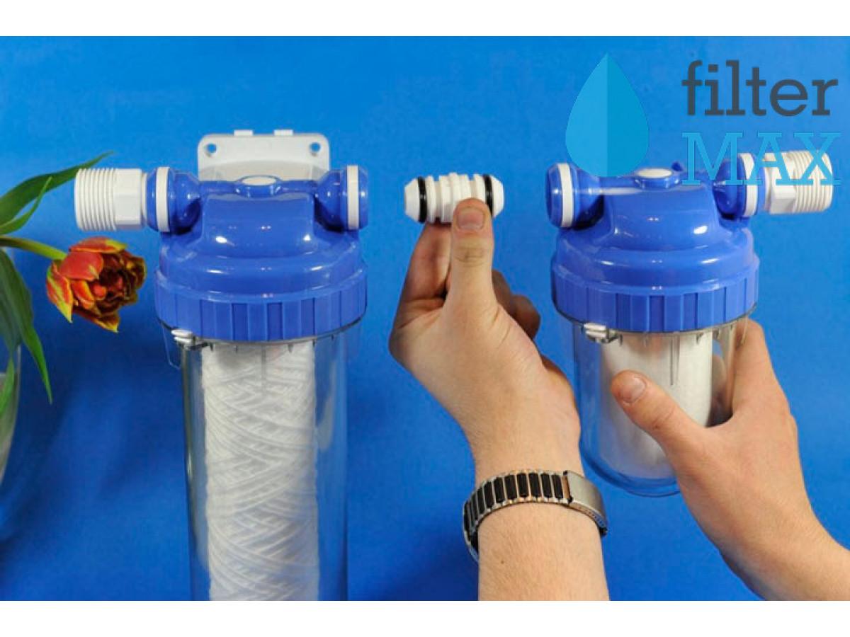 Магістральний фільтр для квартири: що це і навіщо він потрібний?